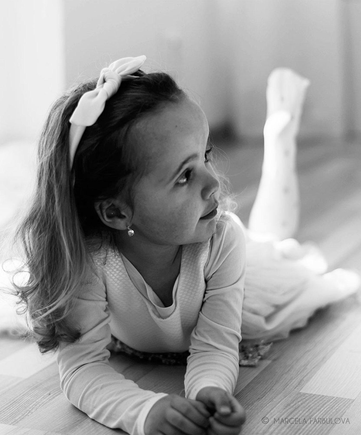 Detská a rodinná fotografka - Marcela Farbulová
