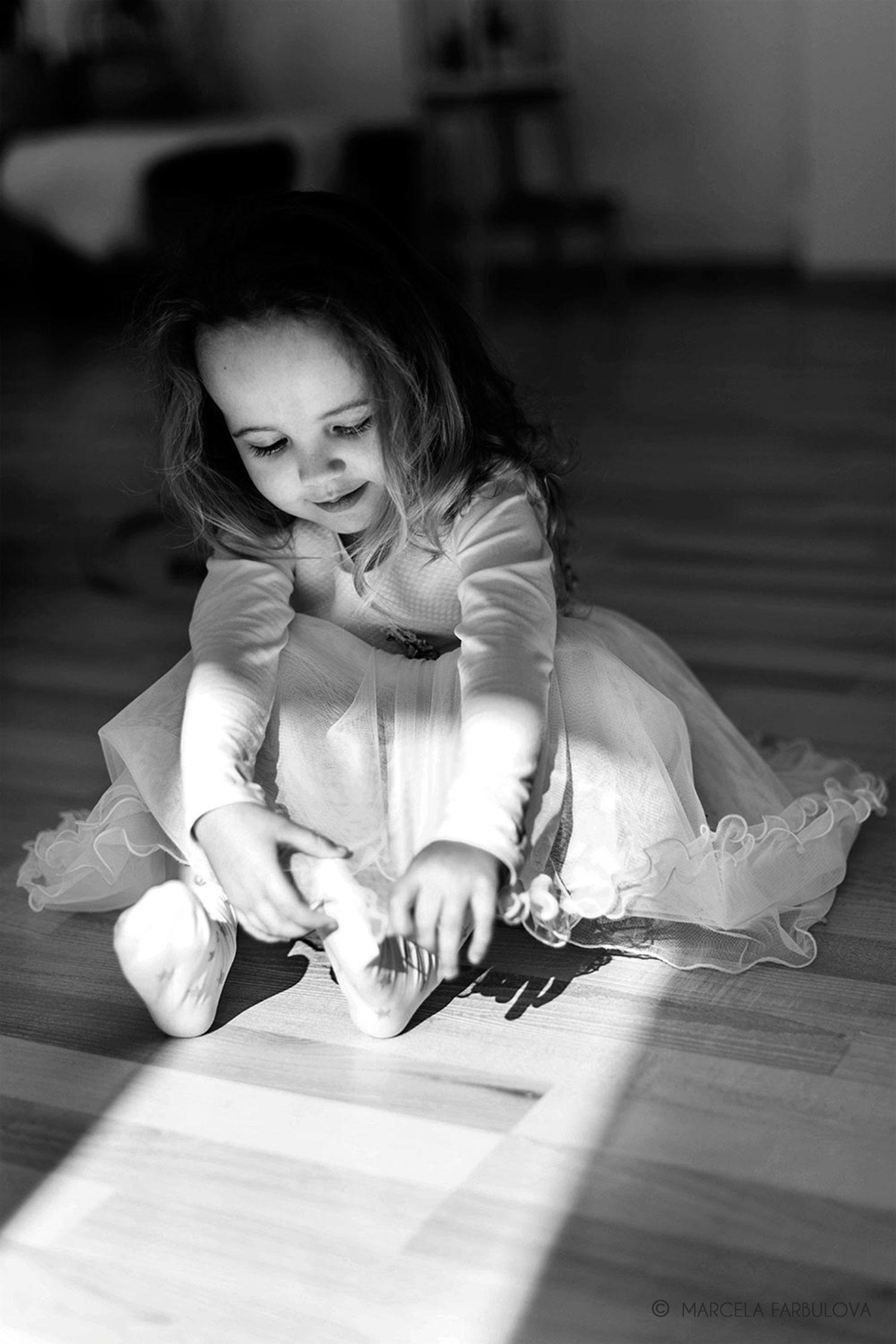 Detská fotografka – Marcela Farbulová