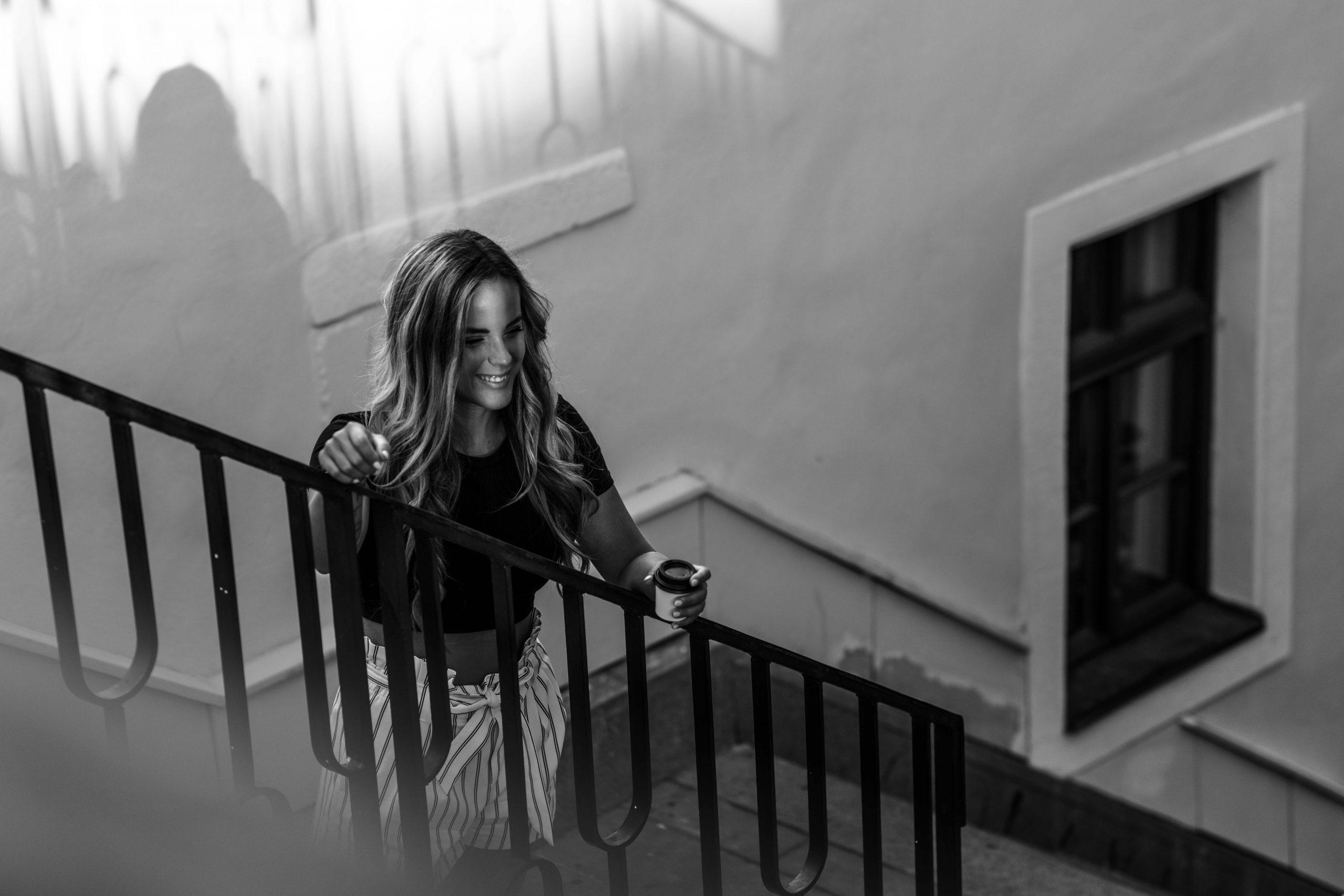 Kristína Jurčová - portrétna fotografia