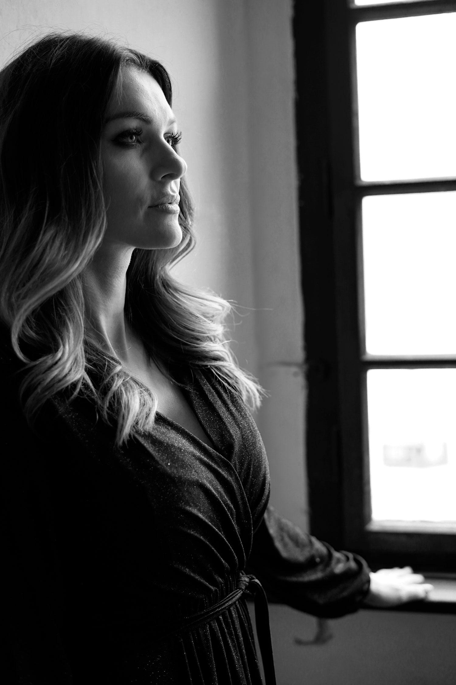 Martina Schindlerová - portrét